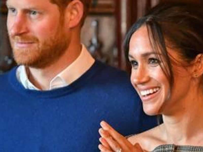 Meghan Markle y Harry solicitan cambio de nombre de su organización benéfica