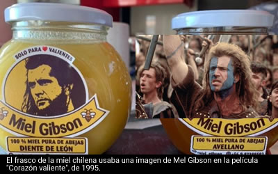 """Mel Gibson llega a un buen acuerdo con """"Miel Gibson"""